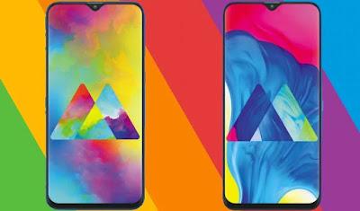 مقارنة شاملة بين سامسونج جالاكسي Samsung Galaxy M10 و سامسونج جالاكسي Samsung Galaxy M20