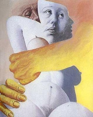 cuadro pintado por Aute