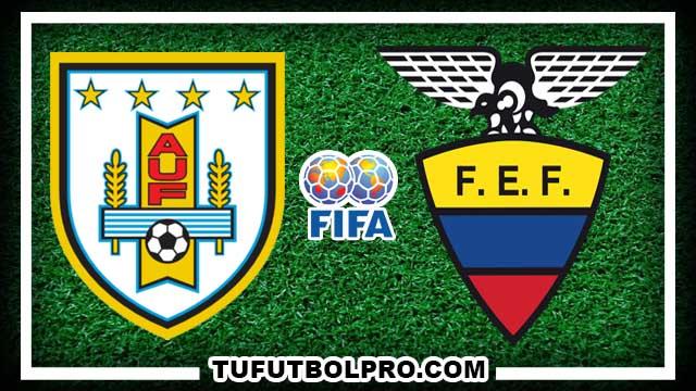 Ver Uruguay vs Ecuador EN VIVO Por Internet Hoy 10 de Noviembre 2016