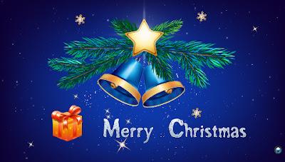download besplatne Božićne pozadine i slike za Sony PSP čestitke blagdani Merry Christmas zvončići