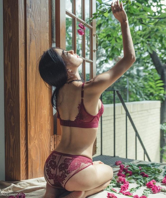 Image An-Seo-Rin-MrCong.com-008 in post Người đẹp An Seo Rin khoe đường cong nóng bỏng với bộ sưu tập nội y (129 ảnh)