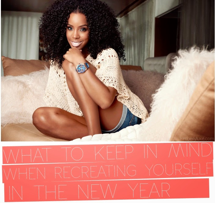 What To Keep In Mind When Attempting To Recreate Yourself In The New Year