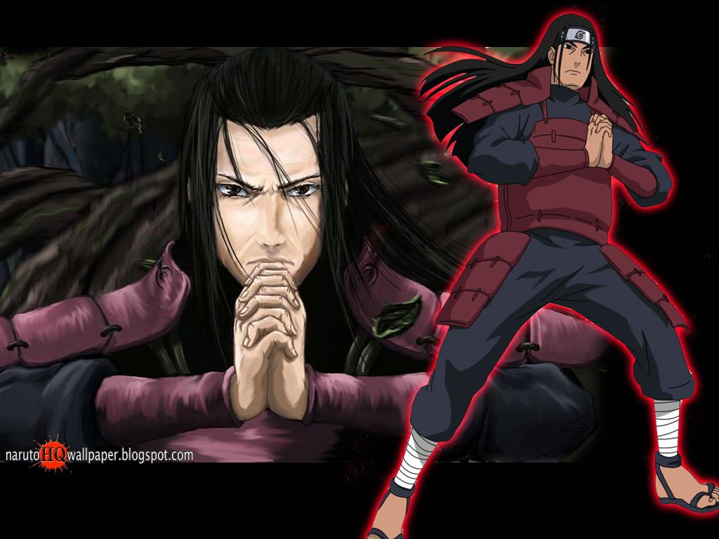 Wood element jutsu and God of Shinobi