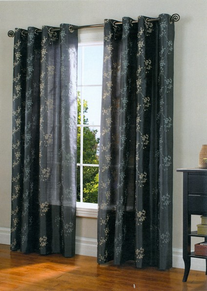 blackout curtains 96 inches long grommet