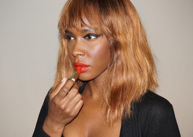 Balmain x L'Oreal Lipstick Dominance| bellanoirbeauty.com