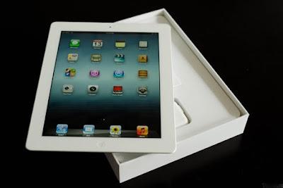 iPad 3 là sản phẩm siêu đẹp