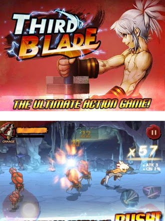 Third Blade APK V1.1.4 [Unlimited Gems]