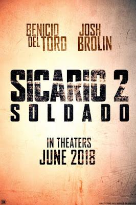 Sinopsis Sicario 2 : Soldado (2018)