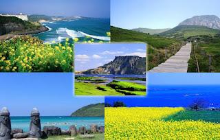 Ketenangan Di Desa Tradisional Pulau Jeju Korea