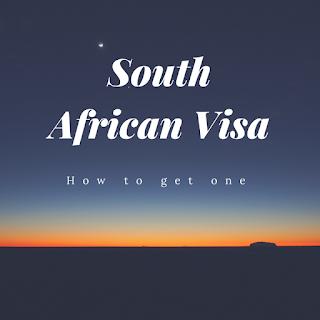 SA Visa  Application Form Complete Check List. 2018/19 Policies