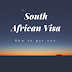 South Africa Visa application forms And Requirements for Entering SA 2018/2019
