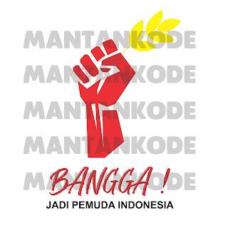 Logo Bangga Jadi Pemuda Indonesia - mantankode