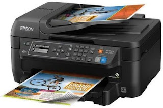 Epson WorkForce WF-2650 Driver Printer Download