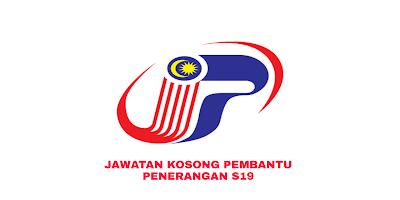 Permohonan Jawatan Kosong Pembantu Penerangan S19 2019