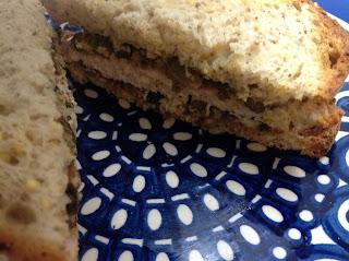 Gluten Free Sandwich Series #1: Chicken Breast with Olive Tapenade