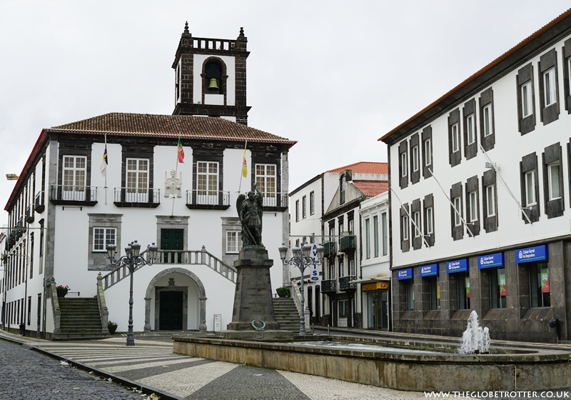 City Hall (Paços do Concelho de Ponta Delgada)