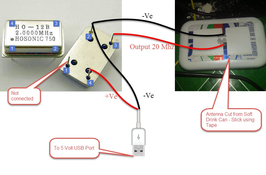 Homemade Diy Howto Make Simplest 4g Signal Internet Booster