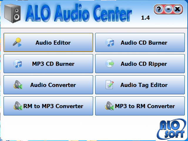 Alo Audio Center Converter