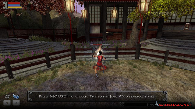 Jade Empire Special Edition Gameplay Screenshot 2