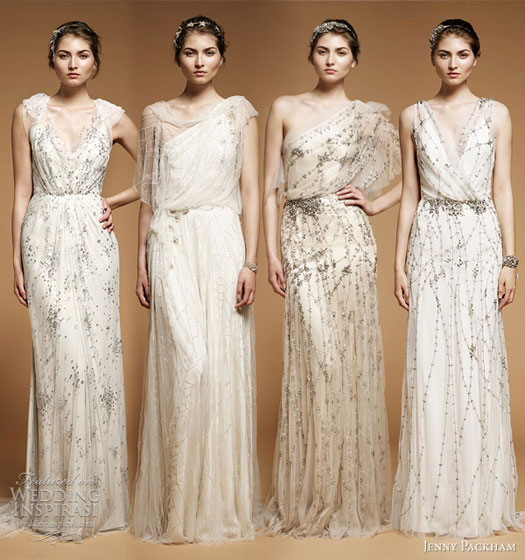 The Best Grecian Style Wedding Dresses: Maisocalledlife: 12-12-12: Greek Goddess Inspired Wedding