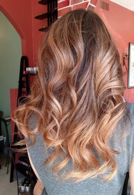 rose-gold-balyage-haircolor