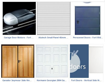 Click here to view and buy garage doors from The Garage Door King via Facebook