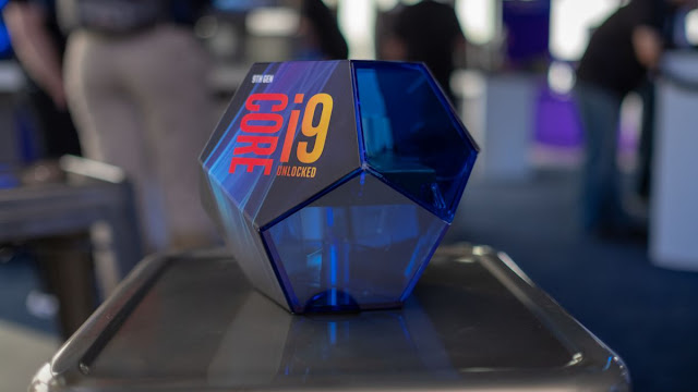 The New Intel Core i9 9900K CPU |CORES 8| 5.0GHz| Cache 16Mb