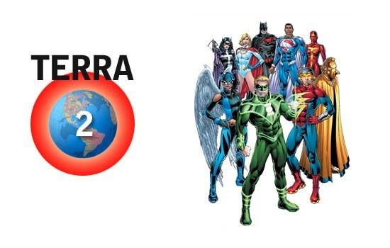 Baú de Revistas: TERRA 2 (Novos 52/2012/completíssimo)