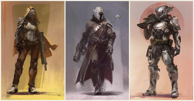 guardian concept art destiny