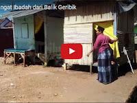 Video: Subhanallah, Gubuk-gubuk Mungil Seperti Pos Ronda Ini Ternyata Sebuah Pesantren