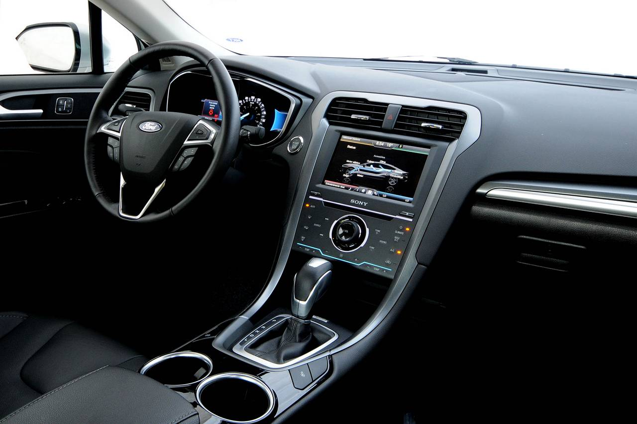 Ford Fusion 2016 - preços e descontos