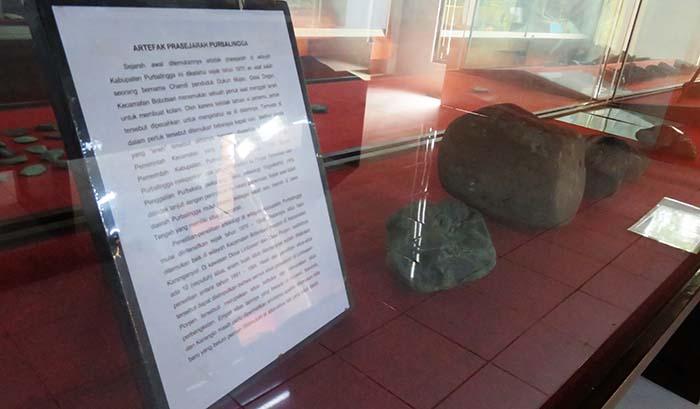 Artefak Prasejarah Purbalingga