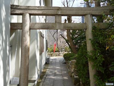 三光神社鳥居