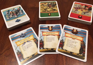 Virtual Player expansion cards