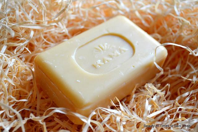Kama Organic Handmade Khus Soap