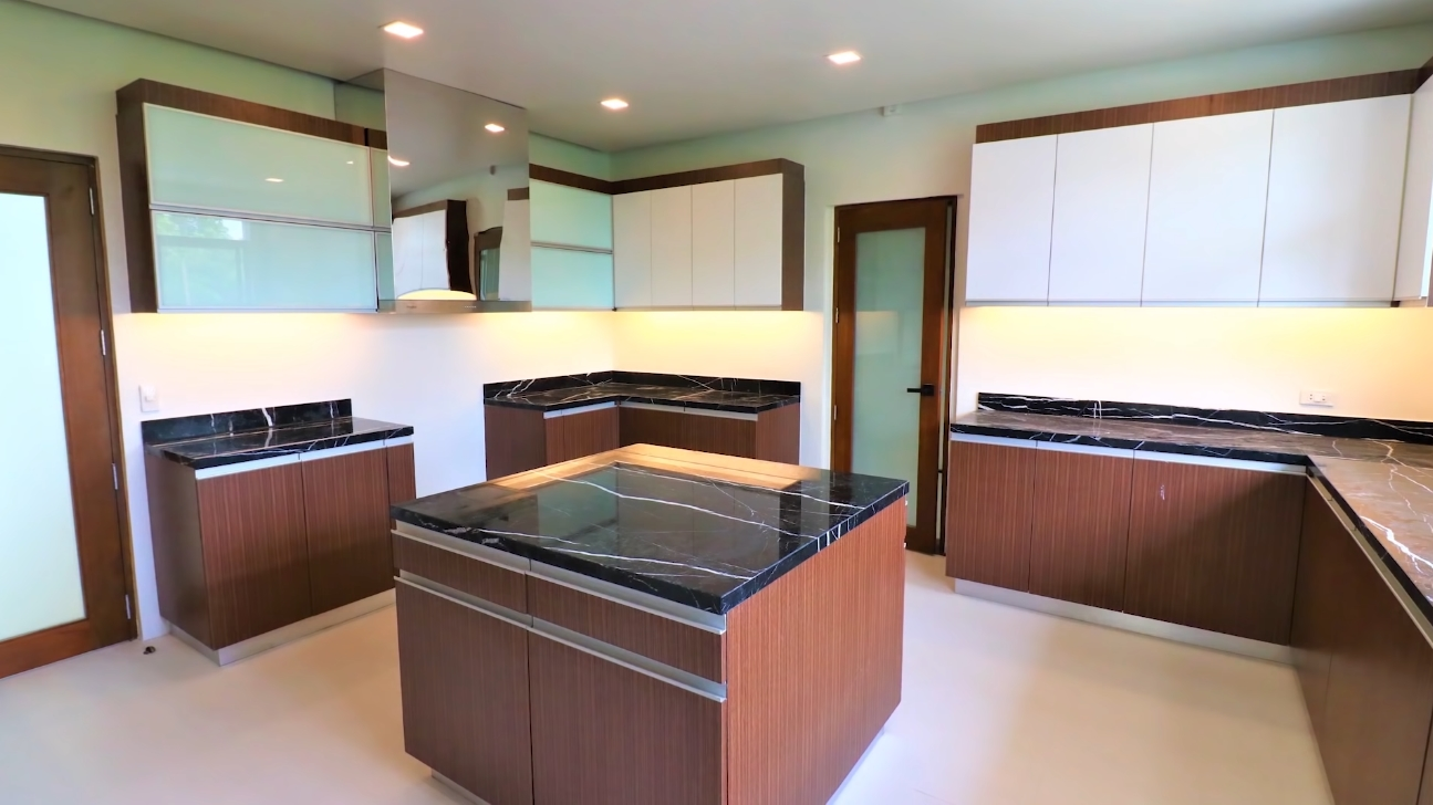 16 Photos vs. House Tour A11 || FULL TOUR! MASSIVE Ayala Alabang CORNER Brand New House and Lot for Sale - Luxury Home Video Tour