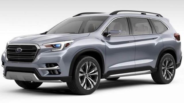 New Subaru Ascent 2020 Redesign