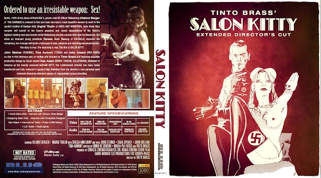 Salon Kitty (1976) Bluray Cover
