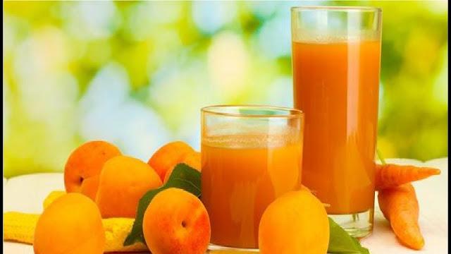 فوائد عصير قمر الدين