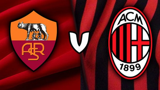 Roma vs AC Milan  - Highlights & Full Match