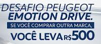 Desafio Peugeot Emotion Drive