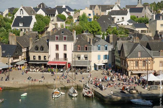 Auray viaje Bretaña roadtrip Francia  pueblos bonitos