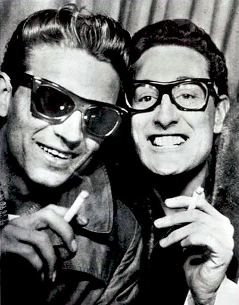 60 años del accidente de Buddy Holly y el cambio de asiento de Waylon Jennings.