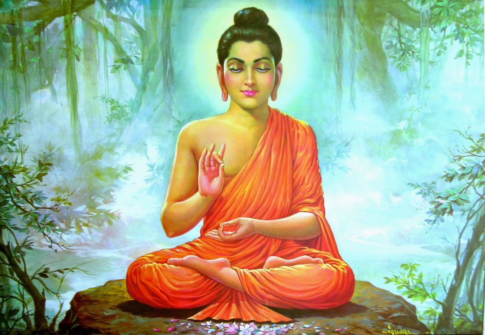 buddhism relationship with hinduism