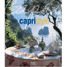 Wonderful book on Capri's private gardens