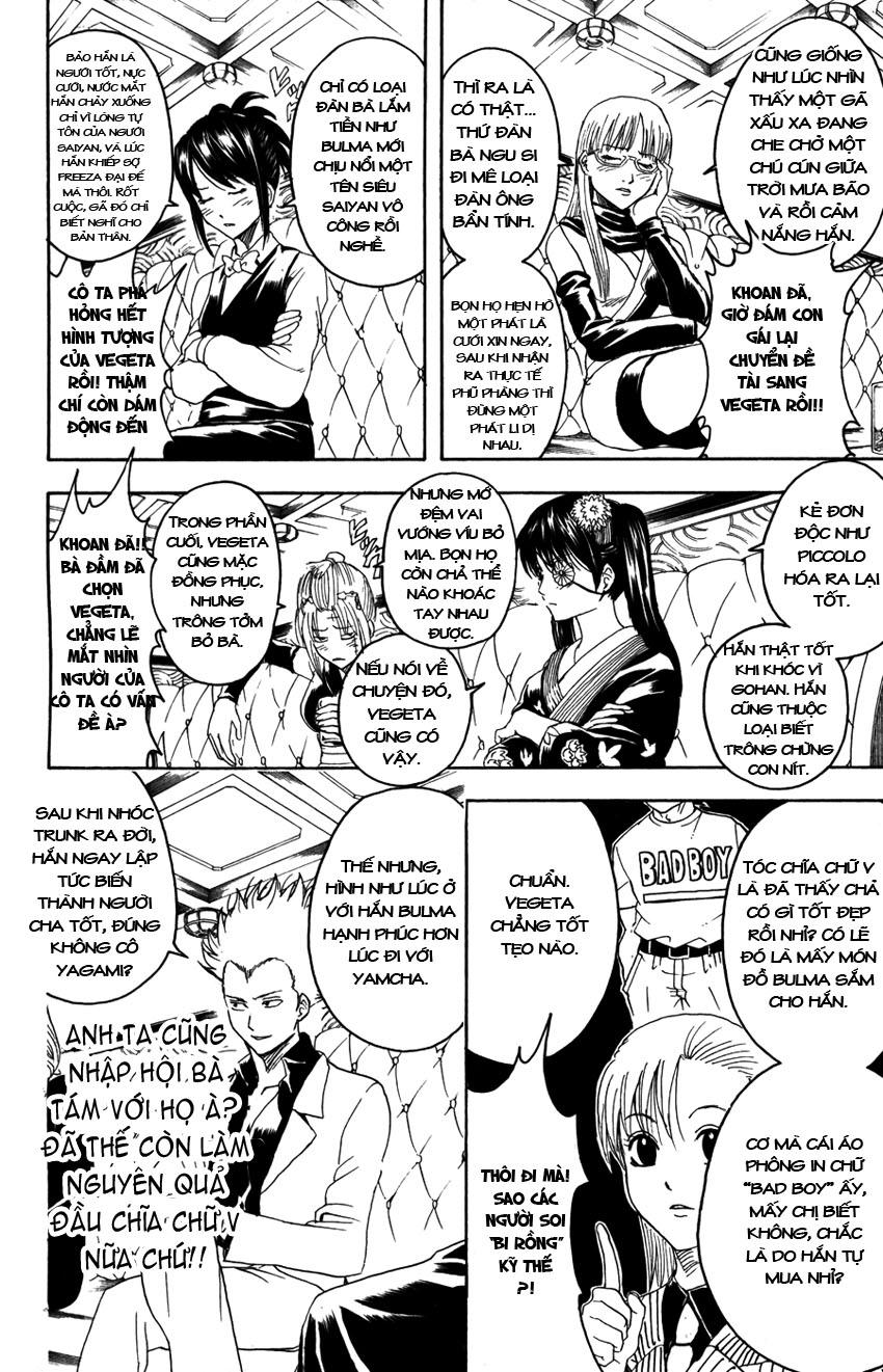 Gintama Chap 364 page 11 - Truyentranhaz.net