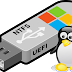 Formatear memoria usb desde linux (Fat32 - NTFS)