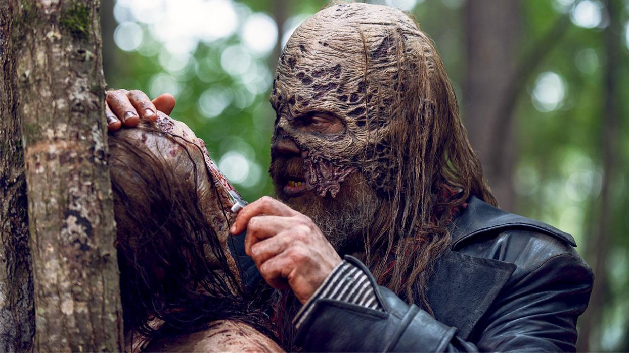 Beta, en el episodio 9x12 Guardians de The Walking Dead