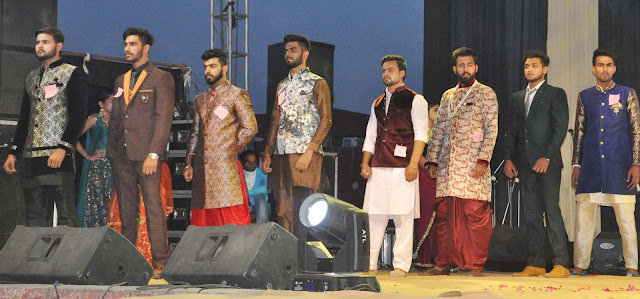 Elements Kalamayka-2018 Glimpses of Indian traditional costumes and culture seen in 'Rangirati'