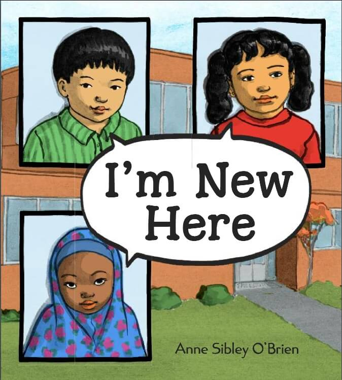 Books 4 Learning  I U0026 39 M New Here  Anne Sibley O U2019brien